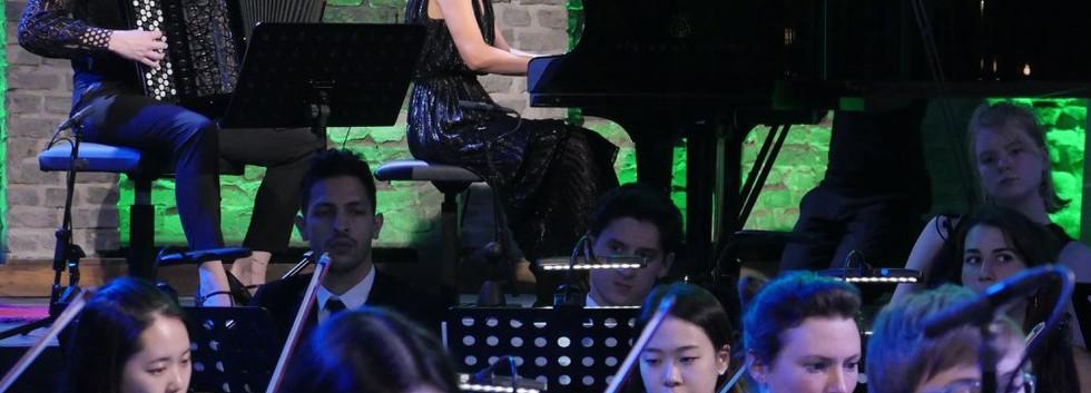 Avès duo / Accordéon & Piano