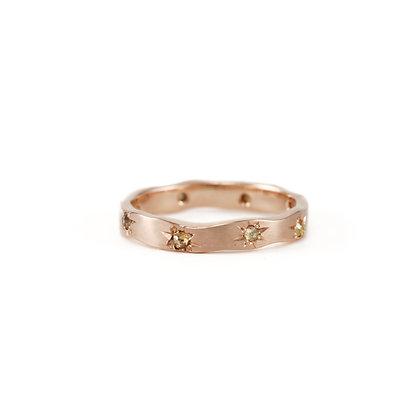 Rustic 3mm Ring