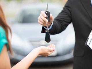 My car was repossessed, what do I do?