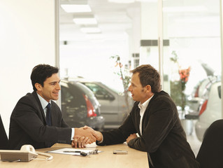 The first steps toward financing your next vehicle