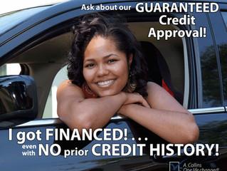 Bad Credit Car Loans Offered in Flint, MI