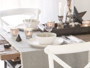 A Beautiful Christmas Table