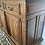 Thumbnail: Antique French 7ft solid wood sideboard