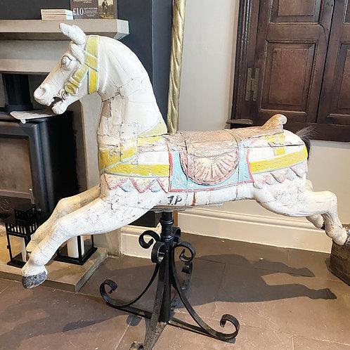 Antique Carousel horse