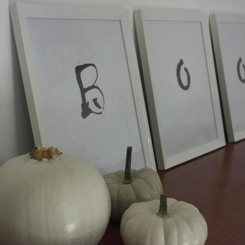 pumpkins and pictures