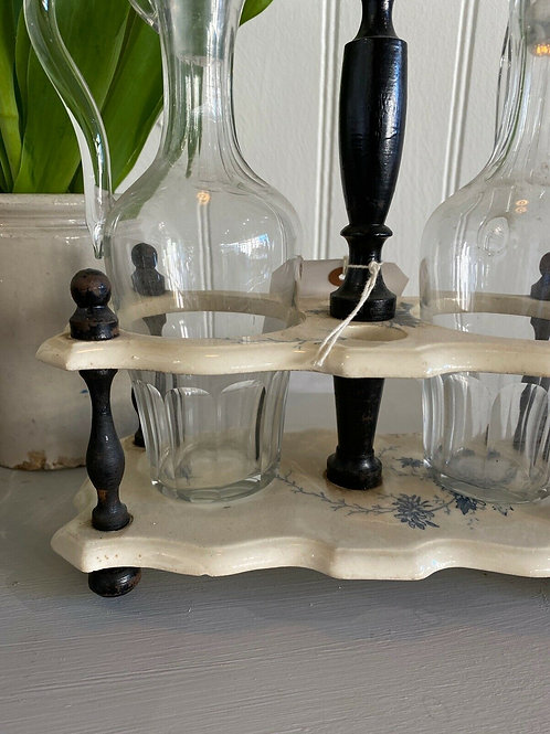 French Vinegar Set