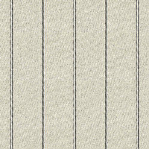 Galway Stripe Charcoal
