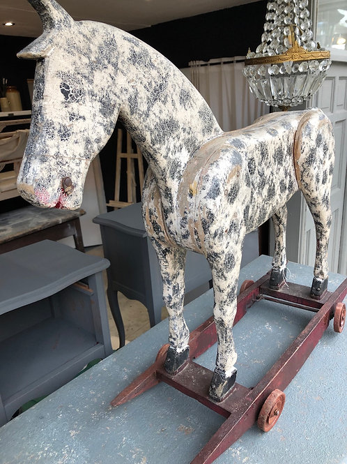 Decorative French horse