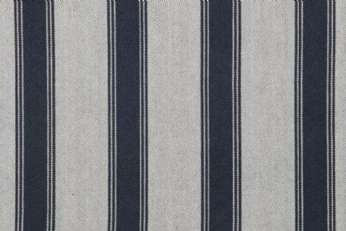 Ian Mankin Blazor Stripe Navy