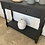 Thumbnail: Black painted sideboard