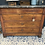 Thumbnail: Antique French marble top chest of drawers