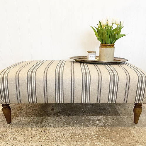 Bespoke footstools made to order