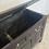 Thumbnail: Dark solid oak mule chest / storage