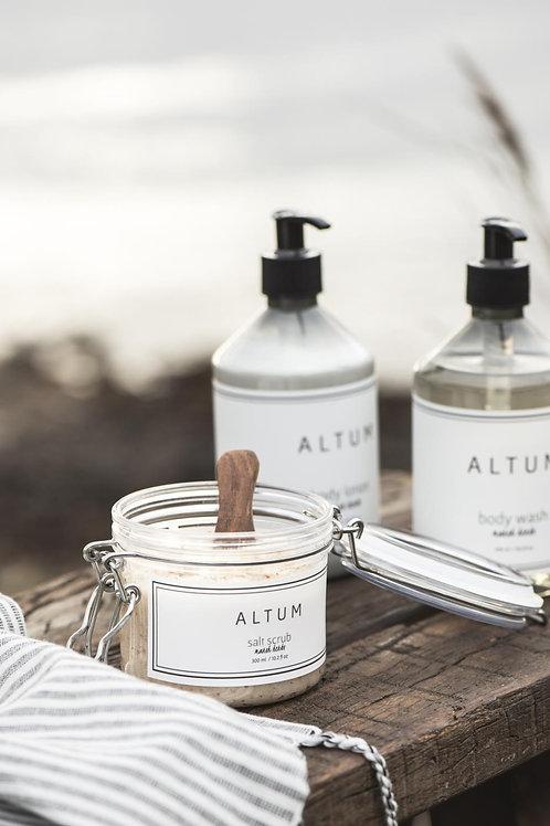 Altum Marsh Herbs salt scrub