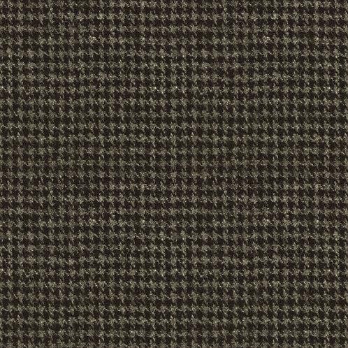 Harris Tweed Houndstooth Grey