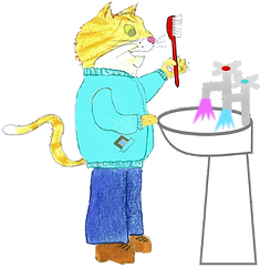 Bernie brushes teeth_edited.png