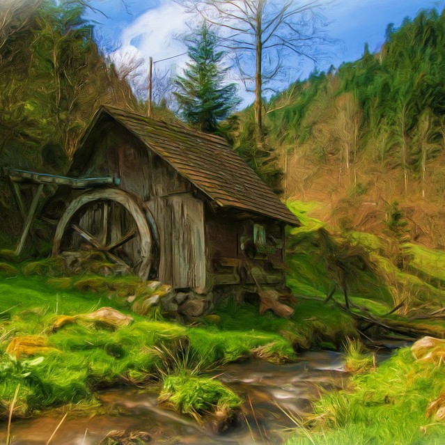 Die Märchenmühle
