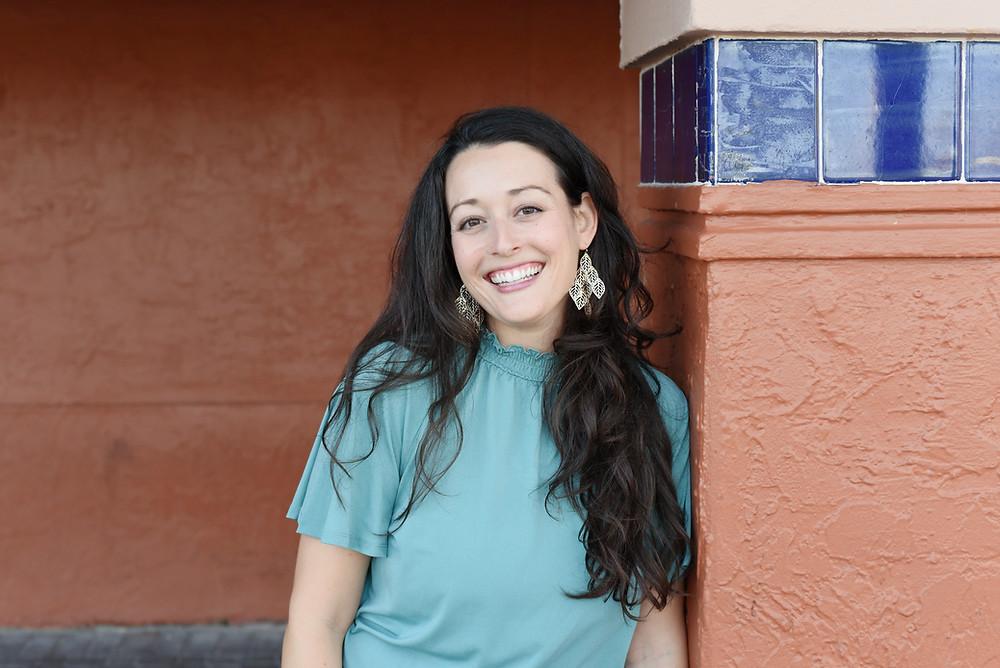 Vegan entrepreneur Meredith Marin