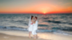Married Couple on sunset beach   cyprus sunset images wedding photography, photoprint cyprus wedding photography, photoprint cyprus wedding photographers