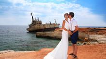 Destination beach weddings cyprus - beach weddings