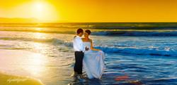 cyprus wedding photographer beach