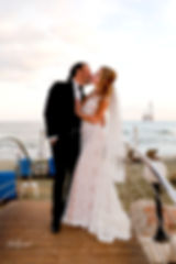 Happy couple after the wedding ceremony Kissing | larnaca municipality civil marriage, civil marriage in larnaca cyprus, civil wedding larnaca cyprus