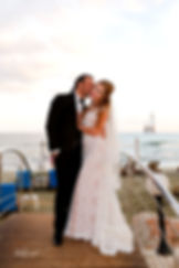 Elegant beautiful Just married couple posing near the hotel Golden Bay Beach in Larnaca |  lebanese wedding photographer prices cyprus, Lebanese wedding ceremony in cyprus, lebanese wedding photography bride getting ready