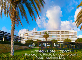 Almyra Hotel Paphos -  wedding photographer
