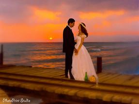 Small weddings in Paphos cyprus - stunning wedding