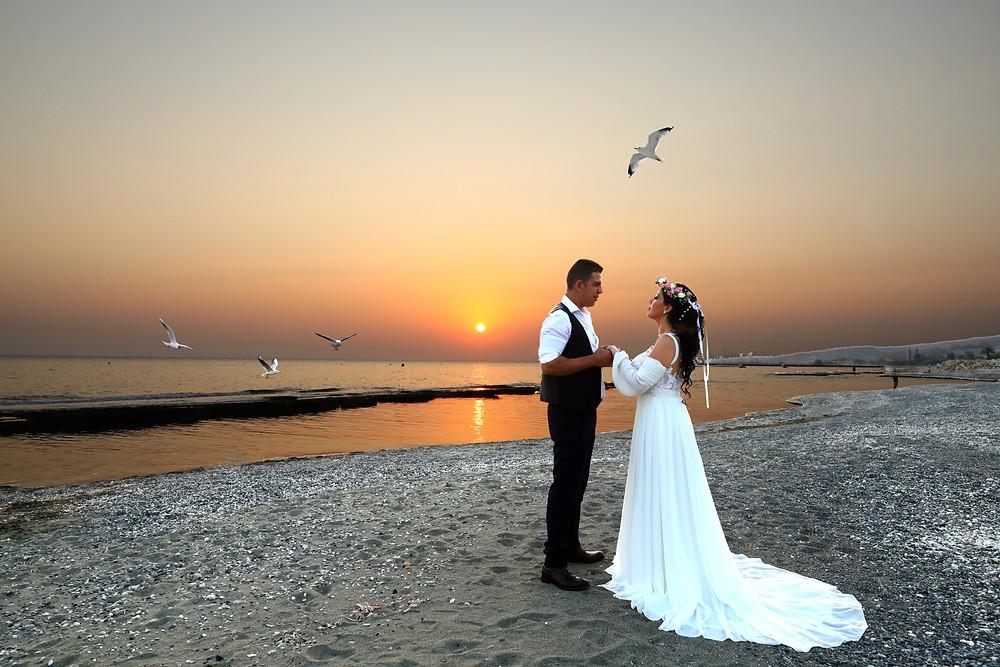 wedding photo prices Larnaca cyprus