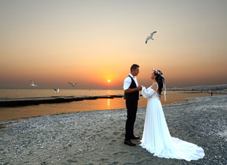 wedding photo prices Larnaca cyprus