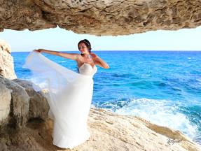 Lebanese wedding ceremony in cyprus