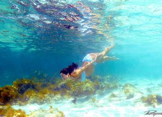 underwater wedding photography | Ayia napa