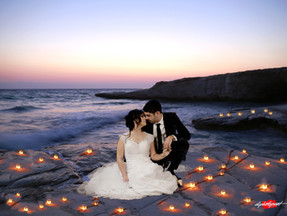Larnaca Wedding photography at the Palm Beach Hotel & Bungalows, cyprus