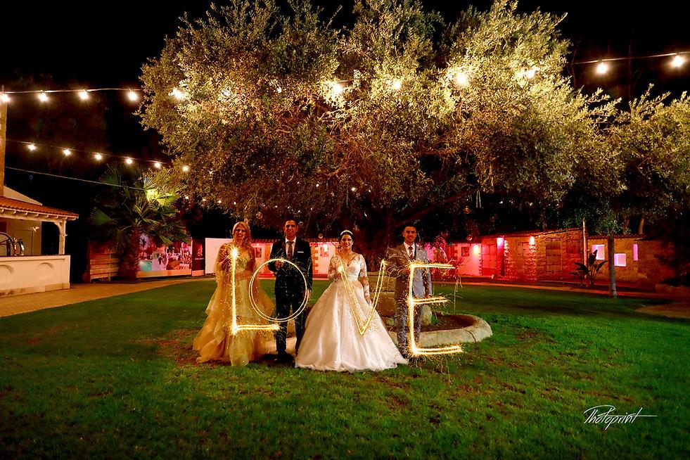 Kathrin and Steve's  amazing Wedding shooting at Ktima Eleokipi, cyprus