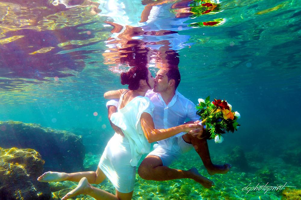 ayia triada beach wedding