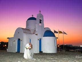 professional wedding photographers Protaras cyprus