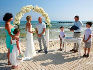 Sirens beach, Ayia Thekla Municipality  Procedure For Civil Marriage - Photoprnt cyprus