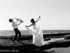 Amazing wedding photography at the Elysium Hotel