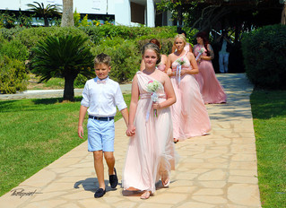 Nissi Beach Resort in ayia napa wedding photographers