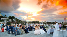 Amazing cyprus wedding photography - beach weddings Protarars