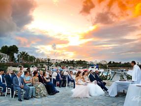 wedding photographer in Protaras cyprus