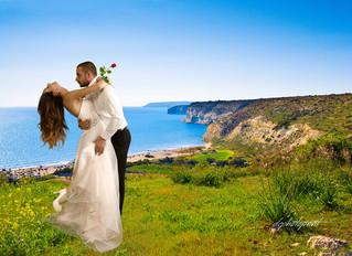 Paphos town Hall wedding ceremony