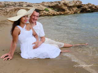 wedding photography at the capo bay Hotel protaras cyprus