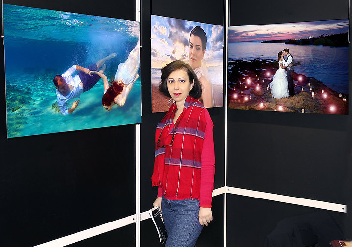 Our Photographer Nitsa Hadjipavlou