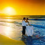 Sunset Photo shoot by the beach Paphos | Hiring a photographer for your special wedding day doesn't have to be expensive. Find out how you can save money on professional wedding photos. Our wedding photography packages start from as little as 350 EUROS