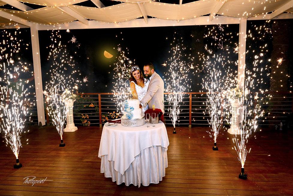 Beautiful wedding photo session outdoors of the elegant couple | cyprus cheap wedding photographer price