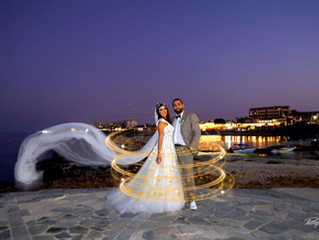 Cyprus wedding  photography Protaras - Our clients from abroad