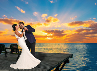 Cyprus wedding photographer Larnaca -  beach wedding photography