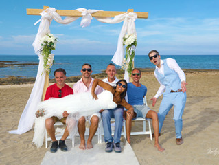 cyprus wedding photography protaras